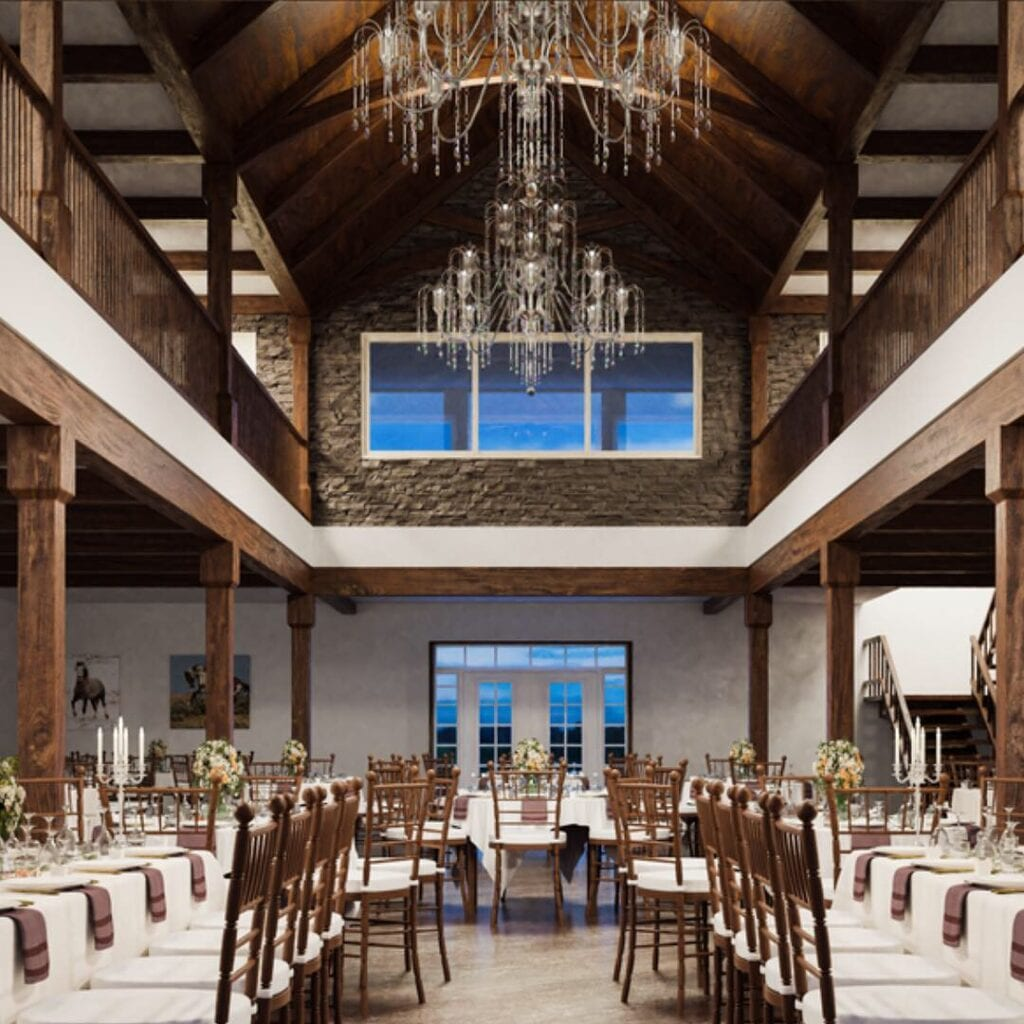 wedding venues at smith mountain lake